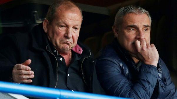 Ligue 1: Caen grappille en attendant Courbis
