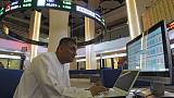 ارتفاع معظم بورصات الشرق الأوسط بدعم نتائج مالية وصعود أسواق عالمية