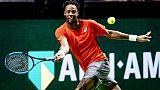 Tennis: Gaël Monfils remporte à Rotterdam son premier tournoi ATP depuis plus d'un an