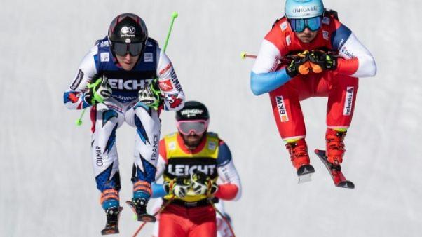 Les Bleus du blanc: Chapuis regoûte à la victoire en ski-cross