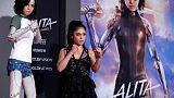 """""""أليتا: باتل أنجيل"""" يتصدر إيرادات السينما الأمريكية"""