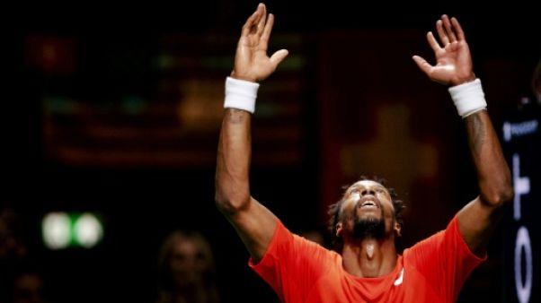 Tennis: Gaël Monfils revient vers les sommets