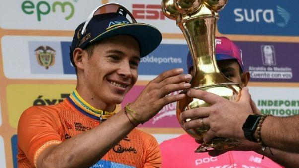 Tour de Colombie: Miguel Angel Lopez remporte la 2e édition