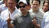 عضو بمجلس الشيوخ الأمريكي يحذر رئيس فنزويلا من المساس بالمعارضة