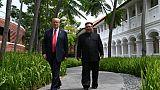 """La Corée du Nord à """"un tournant"""", disent ses médias avant le sommet"""