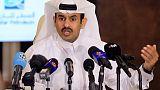 قطر للبترول توقع اتفاقات أولية لدعم قطاع الطاقة المحلي