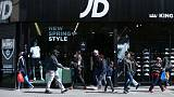 Footasylum shares up 31 percent after JD Sports takes stake