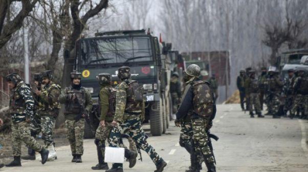 Cachemire indien: neuf morts dans une fusillade entre armée et insurgés