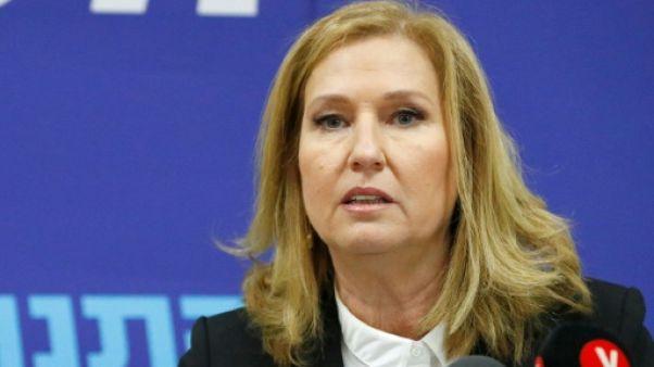 Israël: Livni, ex-ministre des Affaires étrangères, se retire de la politique