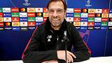 Nothing personal in Bayern clash for Liverpool's Klopp