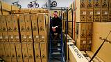 Counting cost of stockpiling, UK bike maker gears up for Brexit