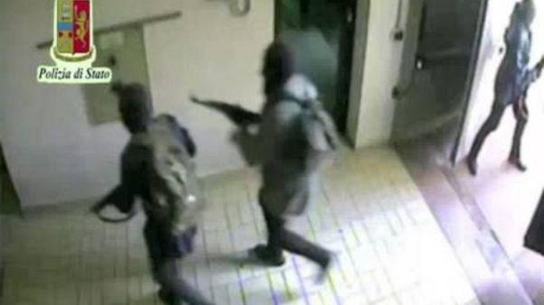Assalti portavalori:pm,30 anni capibanda