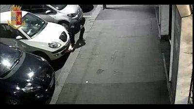 Titolare fa esplodere auto ex dipendente