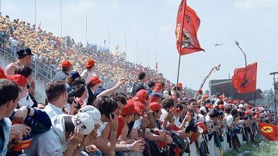Omaggio del team a Enzo Ferrari