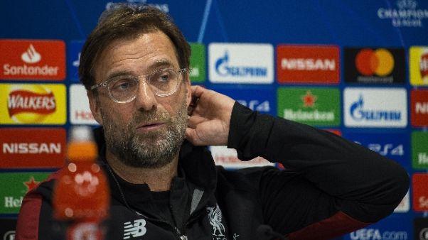 Champions: Klopp,col Bayern vale la pena