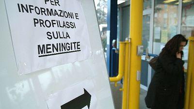 Meningite: in prognosi riservata a Lucca