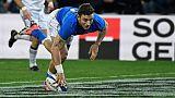 Rugby: l'arrière italien Matteo Minozzi aux Wasps la saison prochaine