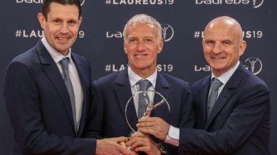 Laureus World Sports Awards: les Bleus, Deschamps et Wenger à l'honneur