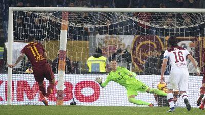 Serie A: Roma-Bologna 2-1