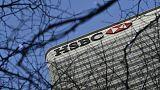 HSBC 2018 profit rises 16 percent, lags estimates