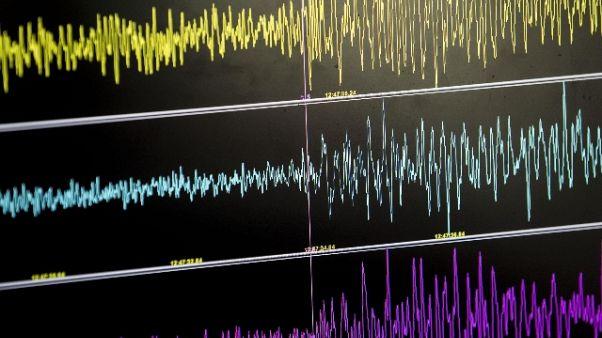 Terremoto magnitudo 3.3 in nord Sicilia