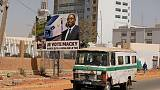 Fireballs and lights - Senegal's president promises a brighter future