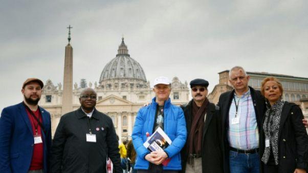 Contre le déni de justice, des victimes de prêtres pédophiles unies à l'international