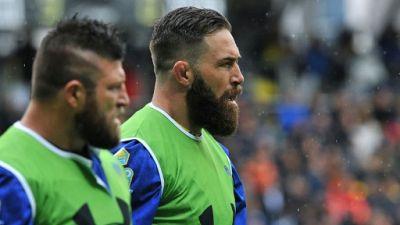Commotions cérébrales: le rugbyman Cudmore porte plainte contre X au pénal