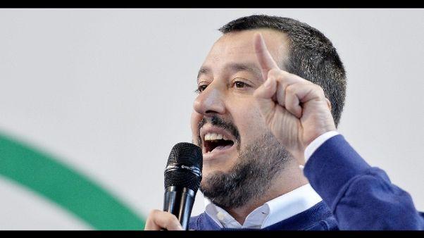 Salvini a processo per vilipendio
