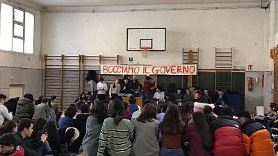 Studenti il 22 in piazza a Roma