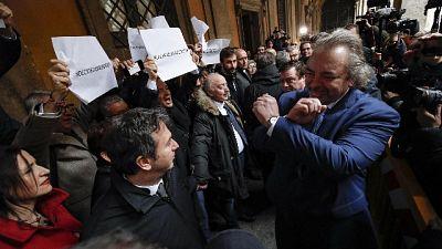 Diciotti,senatori Pd attaccano Giarrusso