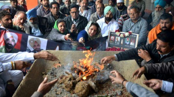 """Attentat au Cachemire: l'Inde veut """"une action crédible"""" du Pakistan"""