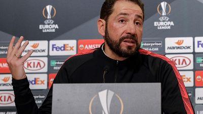 """E.League: Siviglia,Machin """"Lazio grande"""""""