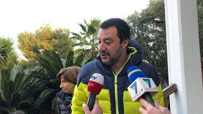 Salvini a Bari visita bene confiscato