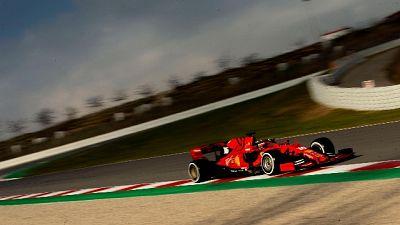 F1: Ferrari di Leclerc vola a Montmelo
