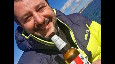 Parla il 15enne che ha 'beffato' Salvini