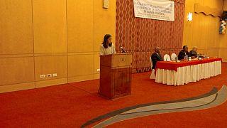 Ambassador Furuta-Toy's Speech on Human Trafficking