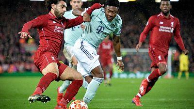 Champions: Liverpool-Bayern solo pari