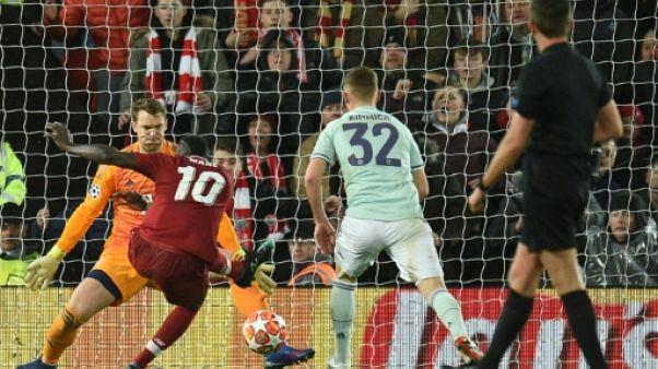 Ligue des champions: Munich frustre Liverpool et garde la porte ouverte