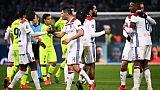 Ligue des champions: Lyon reste en vie, Liverpool contrarié