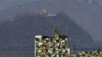 """""""Pyongyang n'est pas l'ennemi"""": les jeunes Sud-Coréens rejettent le service militaire"""