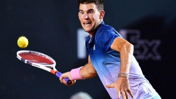 Tennis: le tournoi de Rio perd d'entrée Thiem, sa tête de série N.1