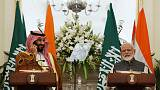 Saudi prince sees 'useful returns' from expected $100 billion investment in India