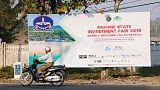'Tarnished image' - Myanmar touts troubled Rakhine as investment destination