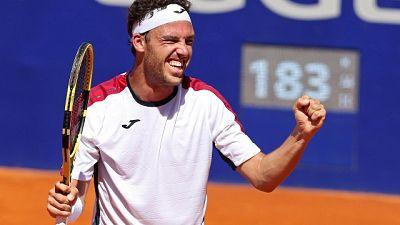 Tennis: Cecchinato n.1 italiano