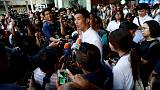 Thai police seek to prosecute leader of anti-junta party popular with young