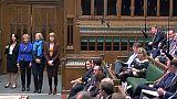 Brexit : démissions chez les conservateurs, le Parlement entame une recomposition