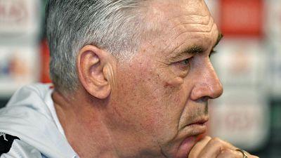 """Ancelotti """"Playoff non servono"""""""