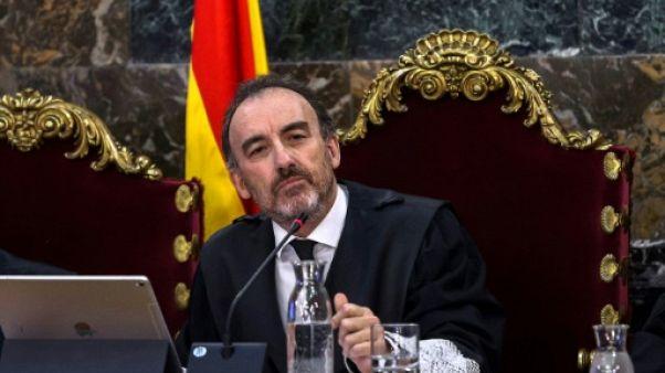 Le juge Marchena, équilibriste au procès des indépendantistes catalans