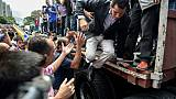 Venezuela: Moscou appelle Guaido à négocier avec Maduro